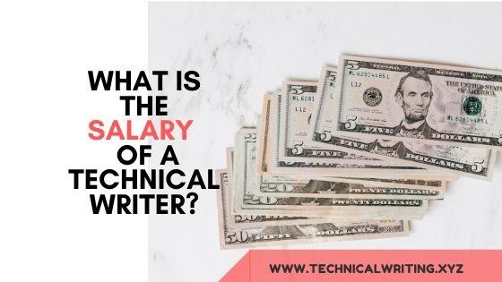 technical-writer-salary