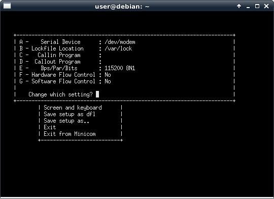 41 configure minicom 3.png