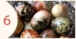 Margučiai su svogūnų lukštais ir žolelėmis (rimtai)