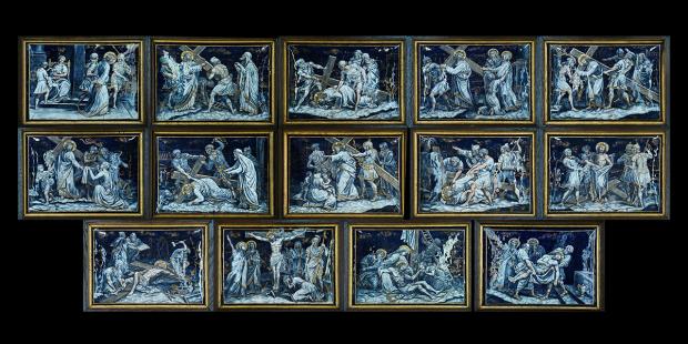 Ai đã sáng tạo ra Các Chặng đàng Thánh giá?
