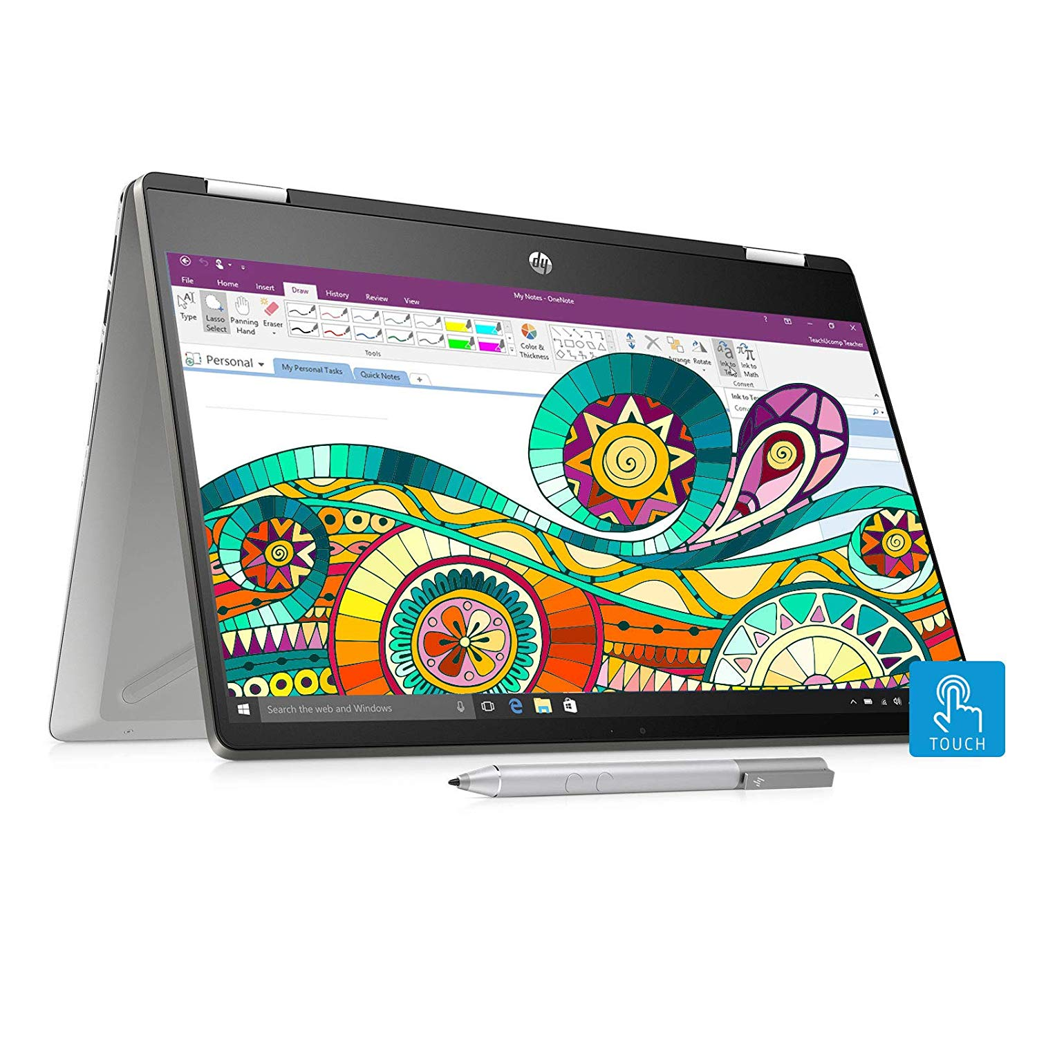 HP Pavilion x360 14-dh0101TU Laptop