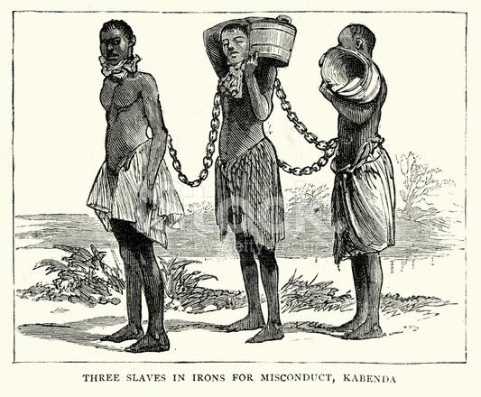 lises Historie blog: Spørgsmål om slaveri