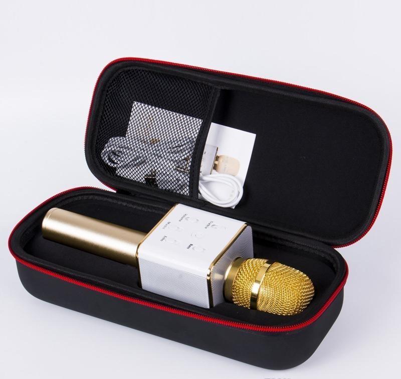 Microphone Bluetooth Professionel sans Fil Micro USB Karaoké Telephone Podcast Livestream KTV www.avalonkef.com 4.jpg