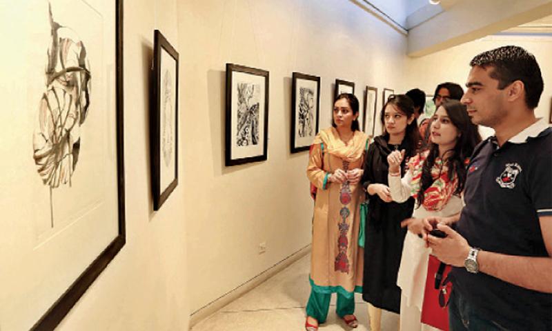 Alhamra Art Gallery