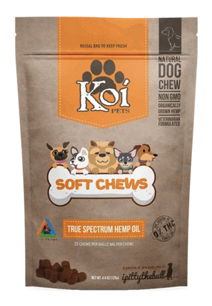 koi dog treats