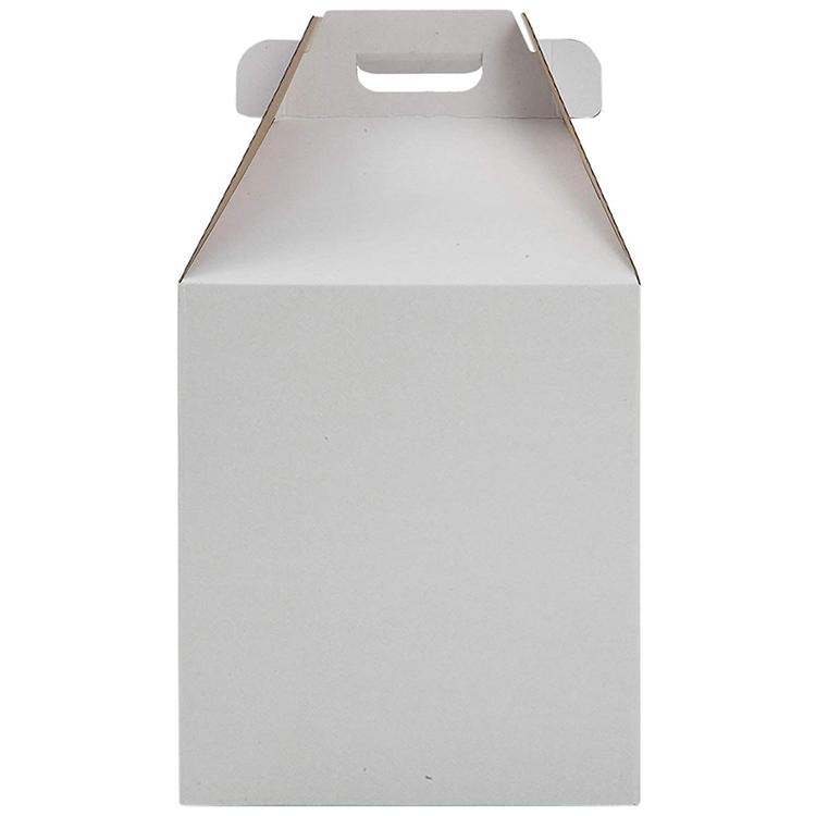 vỏ hộp giấy 3 tầng trơn