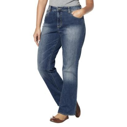 Merona® Women's Plus-Size Bootcut Denim Jeans - Assorted Colors