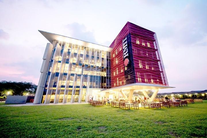 Chú trọng kết nối cảnh quan và kiến trúc trường học