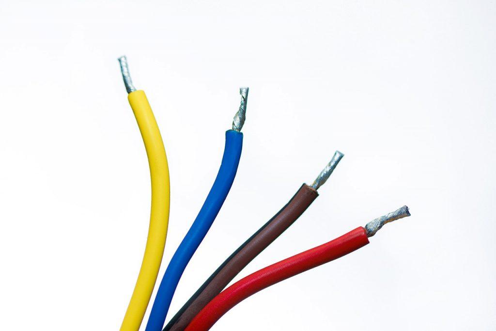 Partes de los cables eléctricos