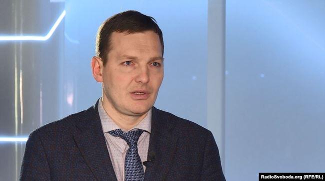 Євген Єнін, колишній заступник генерального прокурора України (2016-2019)