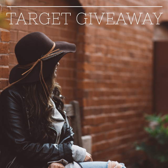 $150 Target Gift Card Giveaway