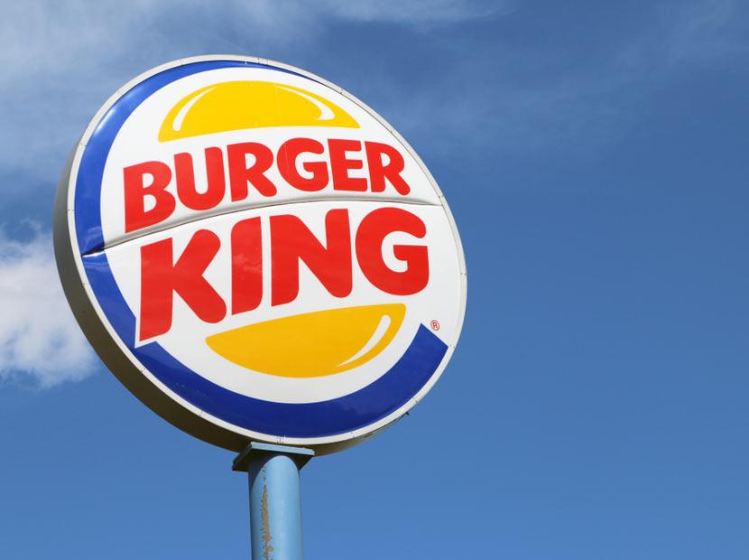 """Burger King: """"McDonald's'tan sipariş verin"""""""