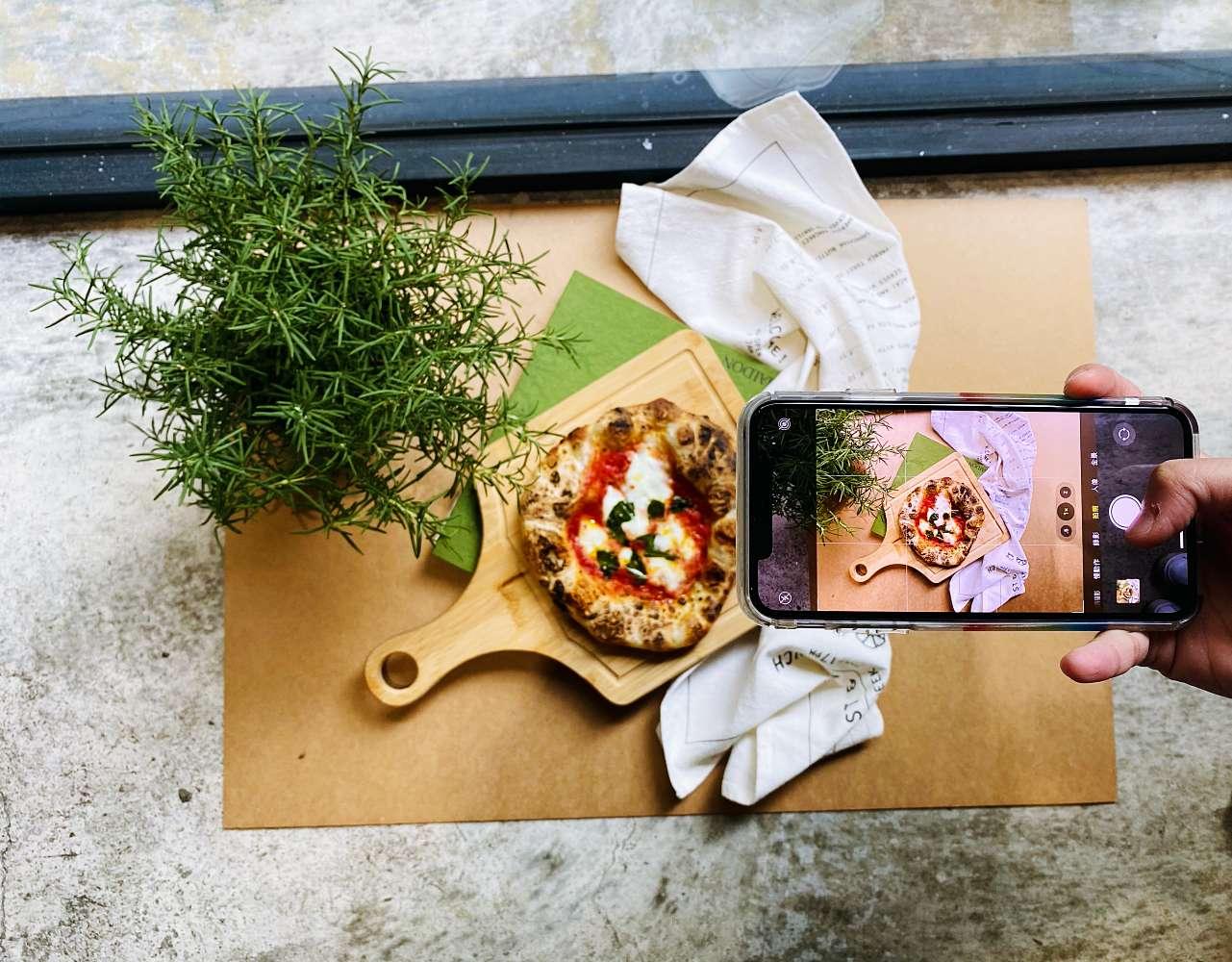 食物攝影 手機攝影 拍照技巧 拍食物照