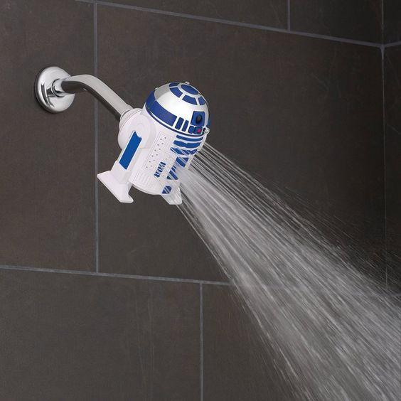 Las mejores duchas de Star Wars