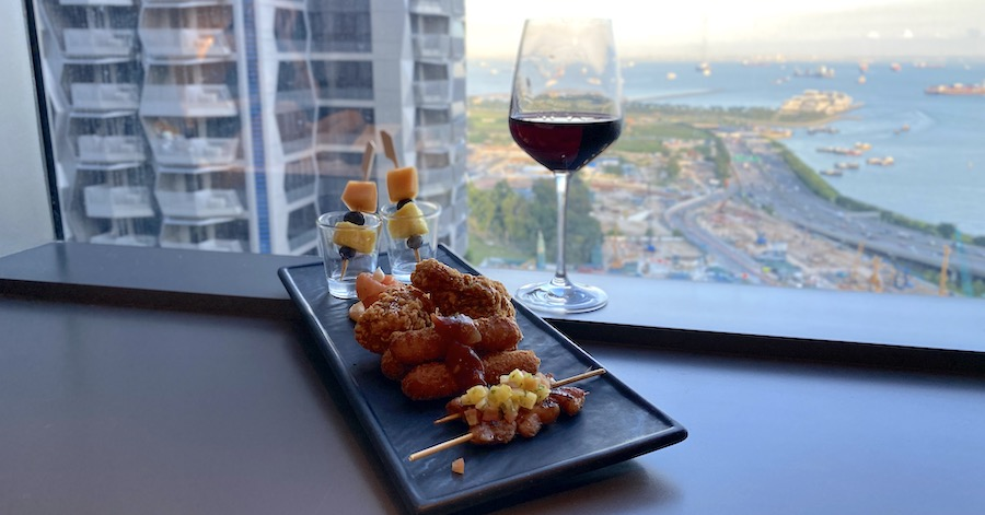 Oakwood Premier AMTD Singapore Staycation Review: A Suite Life In The CBD