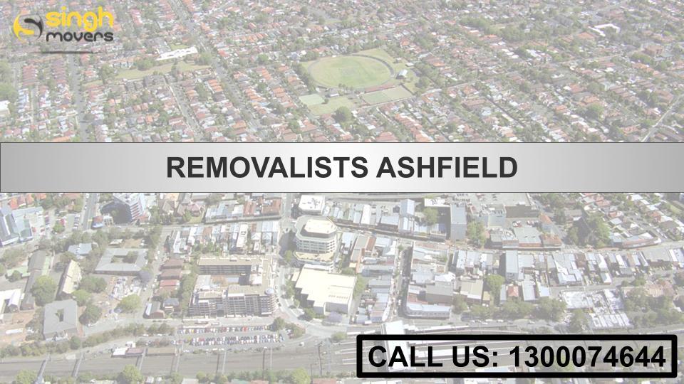 Removalists Ashfield