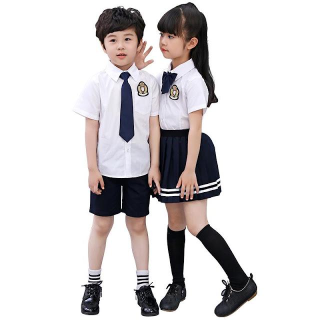 Ưu điểm của đồng phục học sinh Việt Tiến