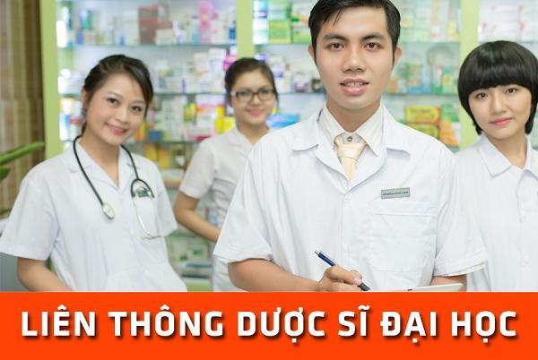 Liên thông Đại học Dược - Trường Cao đẳng Công Nghệ Y Dược Việt Nam