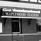 town of Maplewood, New Jersey Train Station