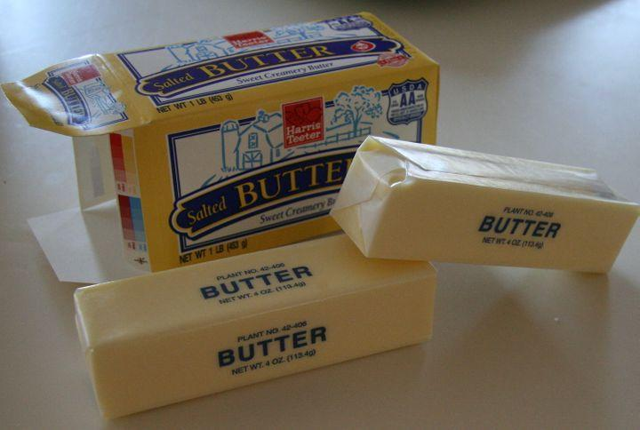 Softening Up Butter with Water