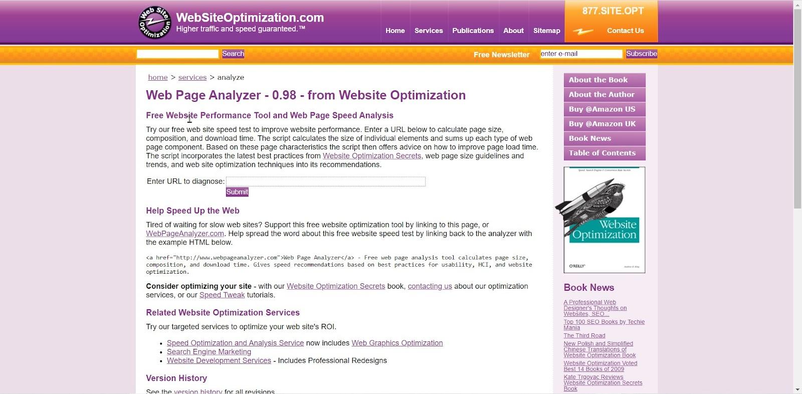 http://www.websiteoptimization.com/