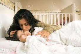 bedtime kiss