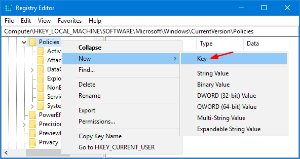 Disable Windows Mobility Center by Using the Registry Editor.