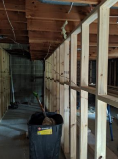garage framing