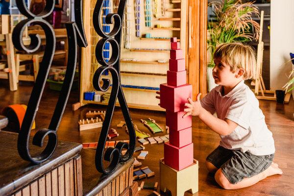 Chương trình giáo dục Montessori
