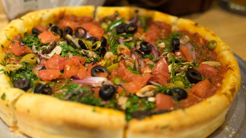 Ideas for National Pizza Month From Your Randolph Apartment-image