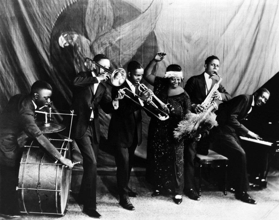 Ma Rainey, Georgia Jazz Band