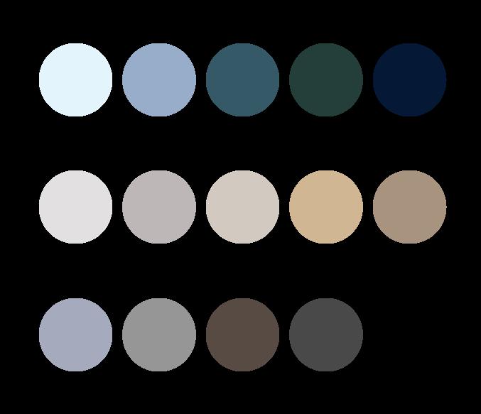 couleurs tendances printemps Homme 2018