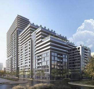 177 Front Street East, by Pemberton Group, Wallman Architects