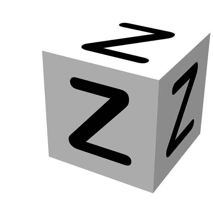 Letter, Block, Z, Wooden,