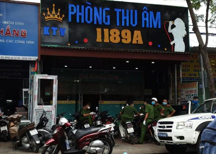 Gần 30 người TQ không giấy tờ ở quận Bình Tân - Ảnh 1