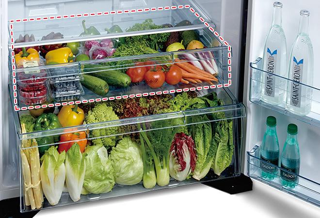 Холодильник Hitachi R-V610PUC7BSL