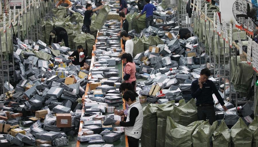 hàng thời trang Trung Quốc