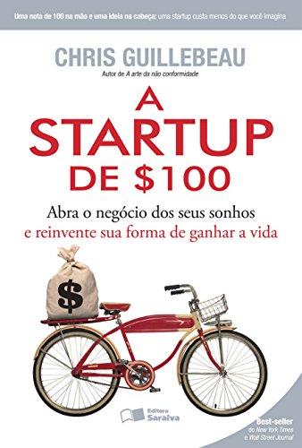 """Livro """"A Startup de $100"""""""