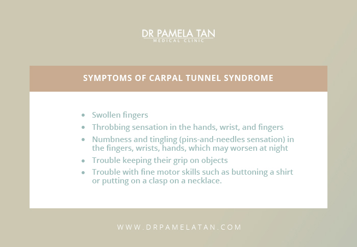 symproms-of-Carpal-Tunnel-Syndrome