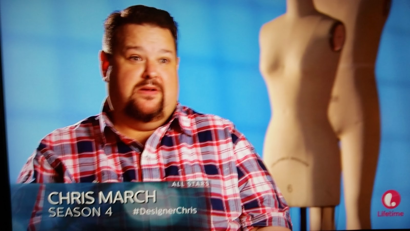 Chris March Project Runway