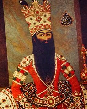 Персидский шах