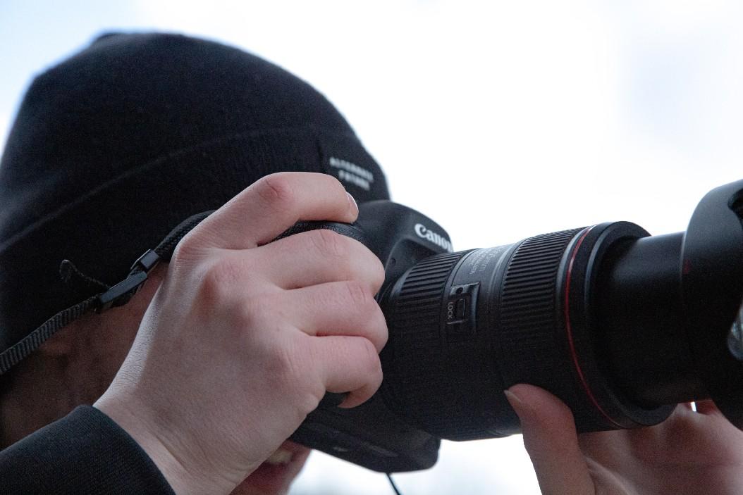 Clases de fotografía y salida laboral