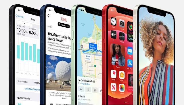 IPhone 12 versions