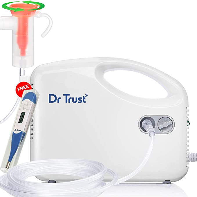 Dr Trust Compressor Nebulizer Machine