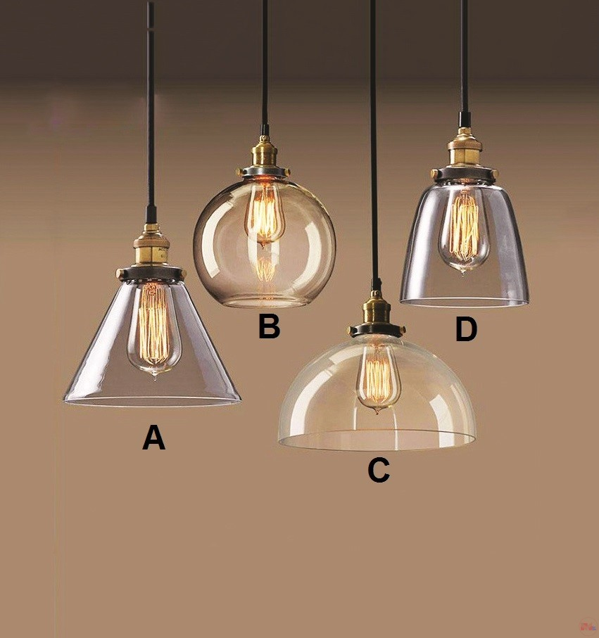 Đèn được thiết kế theo nhiều phong cách khác nhau