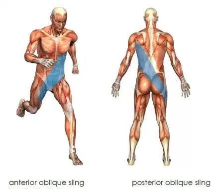 Core slings