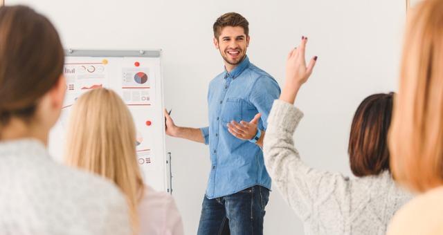如何準備成為一位合格的職業講師?