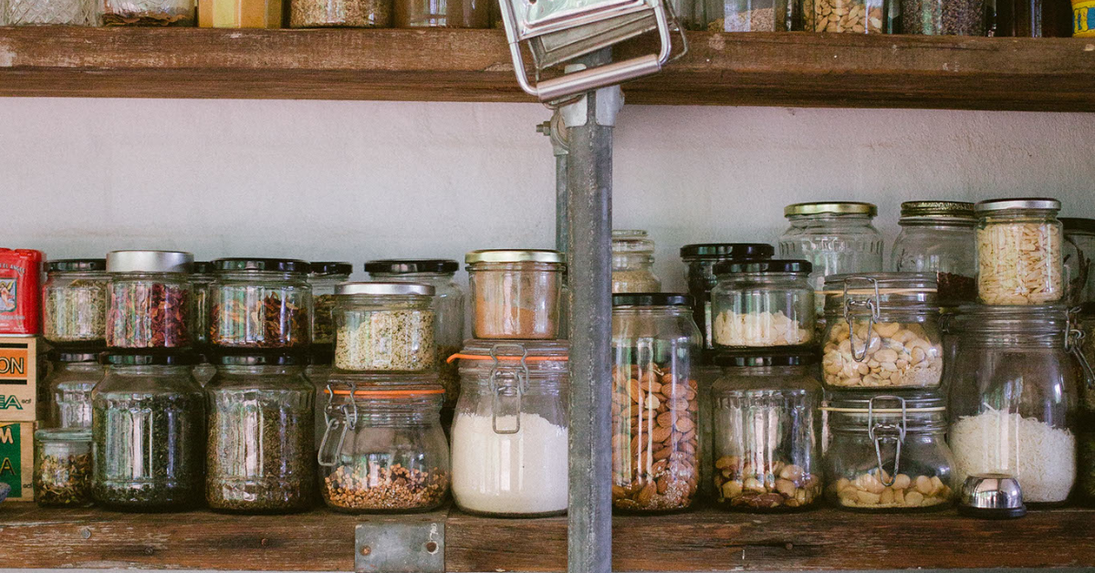 The Many Benefits of Having a Basement Pantry