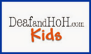 Deaf & Hard of Hearing Kids Logo
