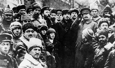 bolsjevikkerne